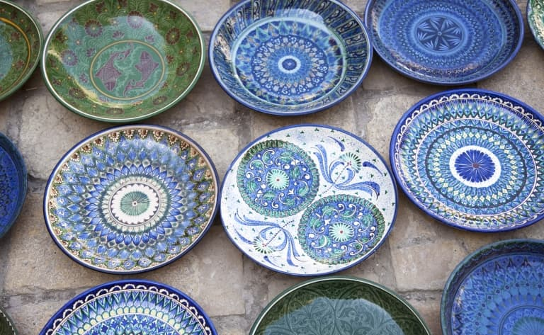 Atelier de céramique