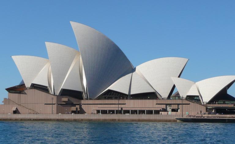 Dans les coulisses de l'Opera House