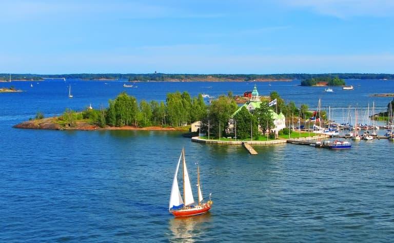 Croisière sur la Baltique à Helsinki