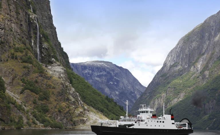 Croisière sur le Sognefjord