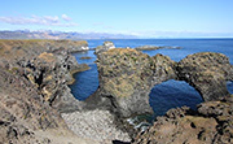 Découverte de la péninsule de Snaefellsnes