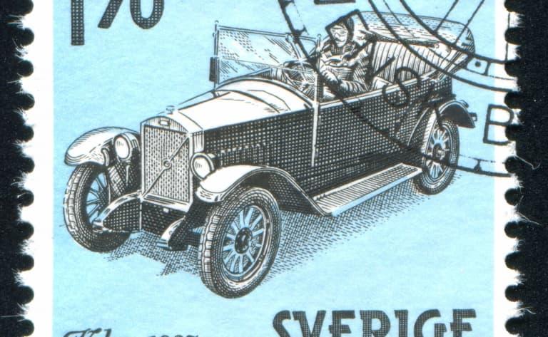 Musée Volvo de Göteborg