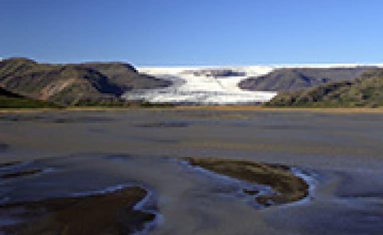 Randonnée sur le glacier Skálafellsjökull