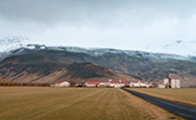 Randonnée sur l'Eyjafjallajökull