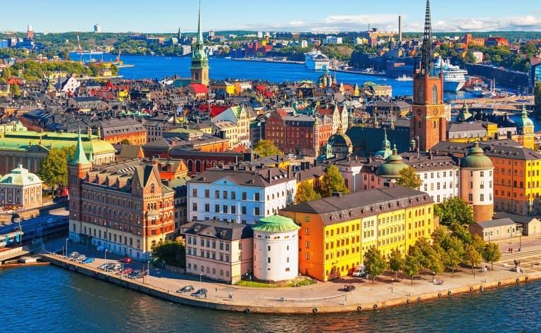 Stockholm en histoires…