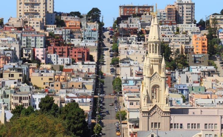 Visiter San Francisco en gocar
