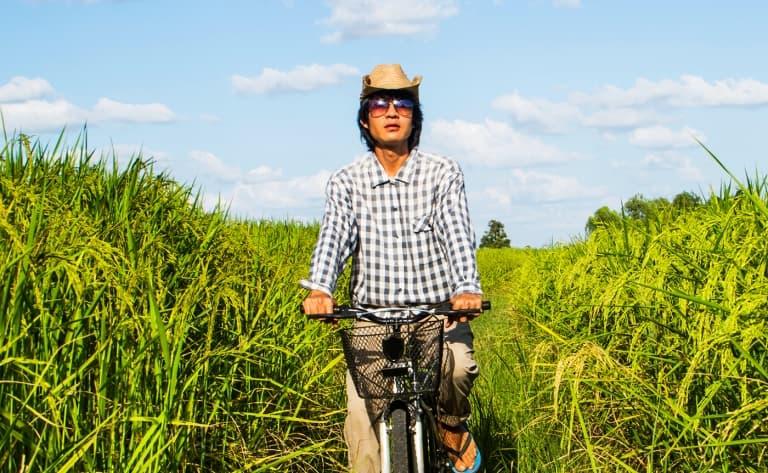 Vélo à Ky Son