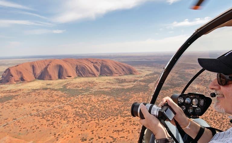 Envol vers le Cœur de l'Australie