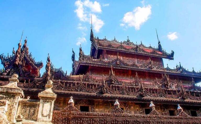 Bienvenue en Birmanie