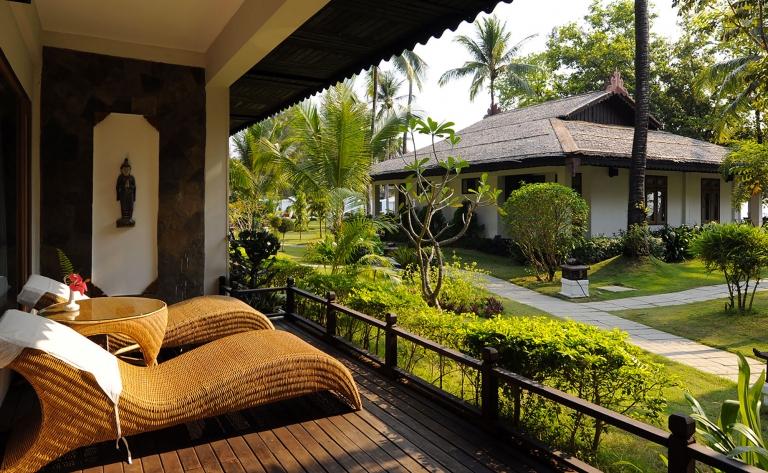 Hotel Ngapali