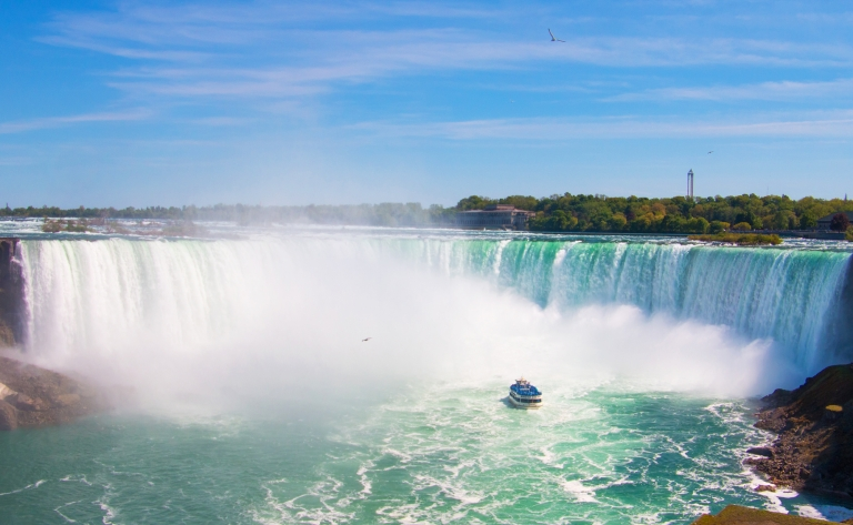 Visite des Chutes du Niagara et de Niagara-on-the-Lake