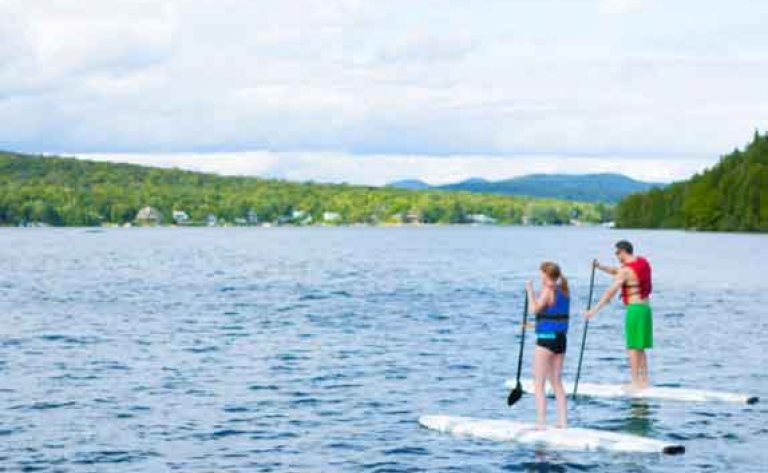 Location de Surf à Pagaie