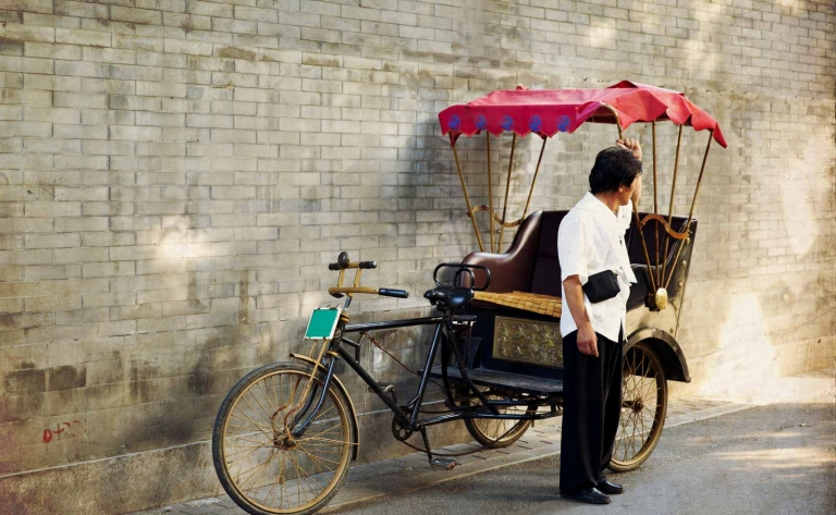 Balade à vélo ou en pousse-pousse à Pékin