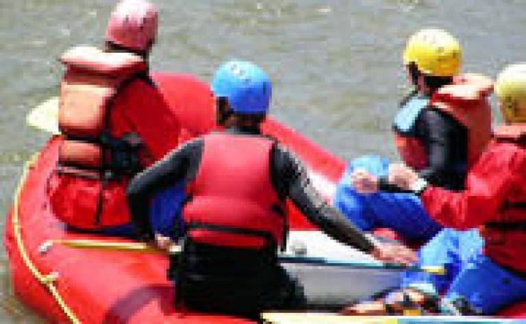 Rafting sur Rio Juramento