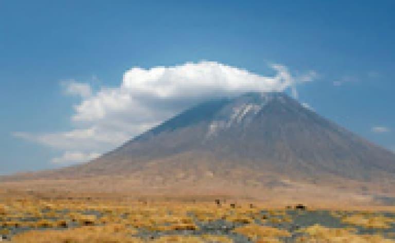 Ascension du mont Lengaï