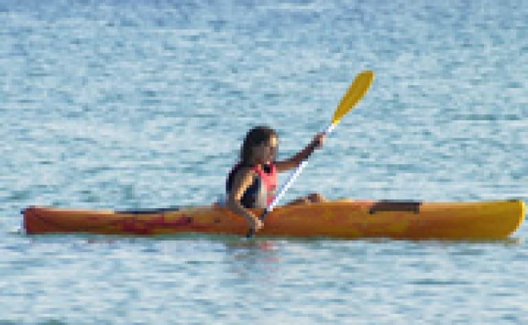Kayak à Walvis Bay