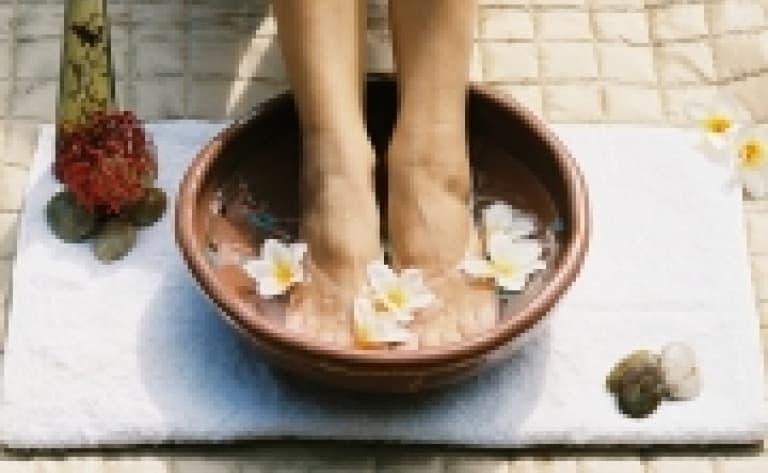 Massage des pieds à Pékin