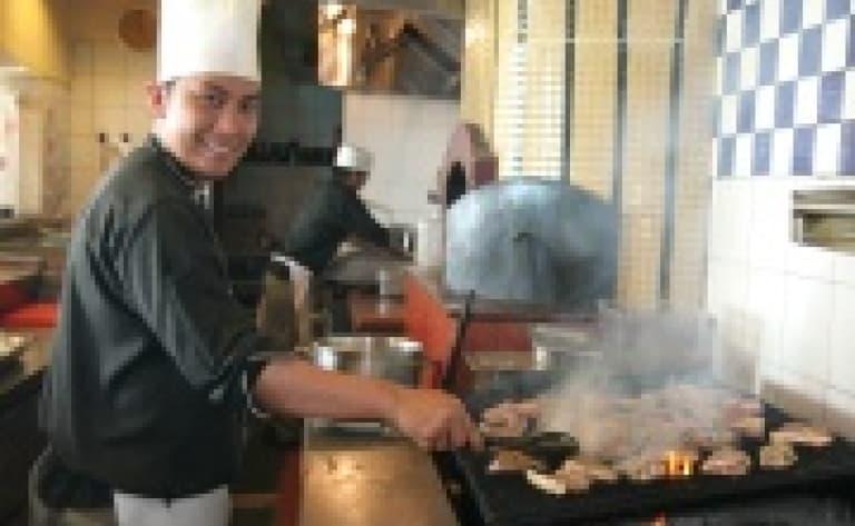 Cours de cuisine Chinoise