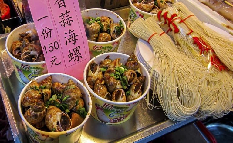 Cours de cuisine taiwannaise