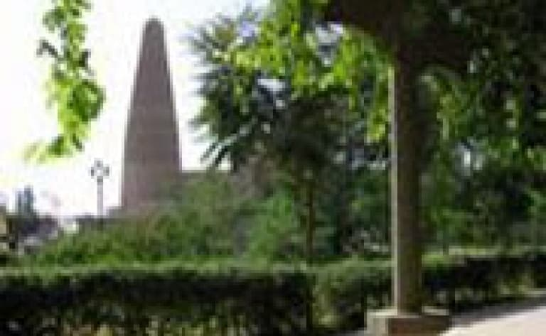 Minaret de Emin Hodja (Turpan)