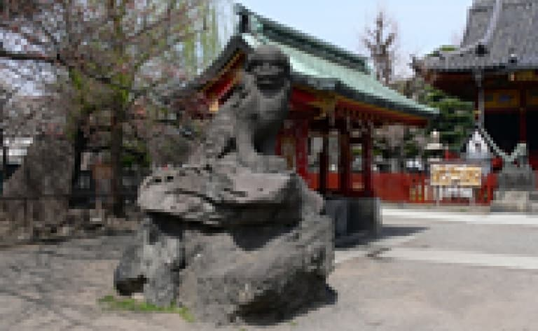 Half-day tour of the Asakusa district