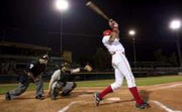 Watch a baseball match