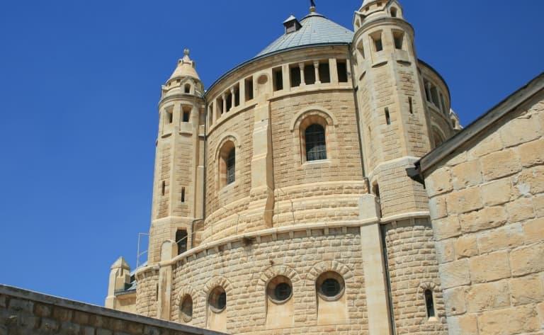 Chemin de Croix vers la Basilique du Saint Sépulcre