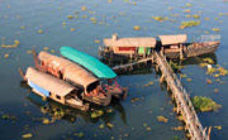 Croisière avec nuit sur l'Irrawady