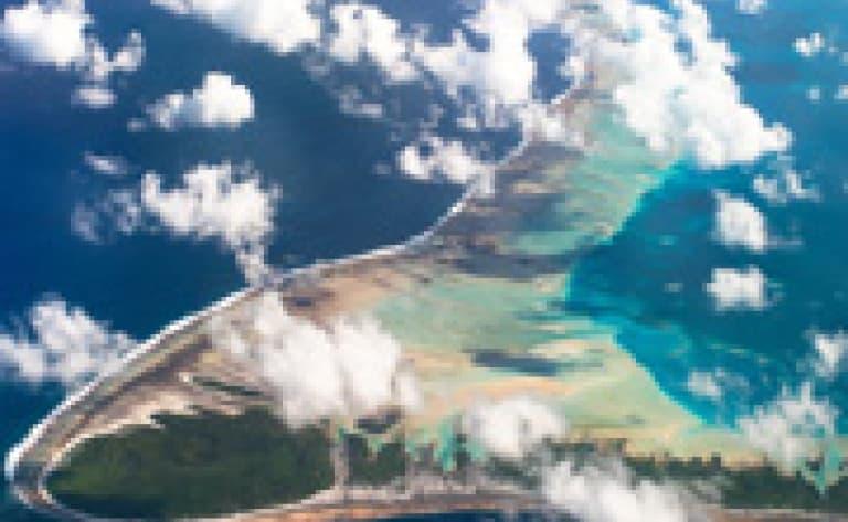 Tour de l'île (Bora Bora)