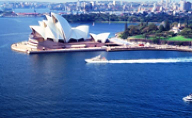 Visite guidée de Sydney avec déjeuner croisière dans la baie