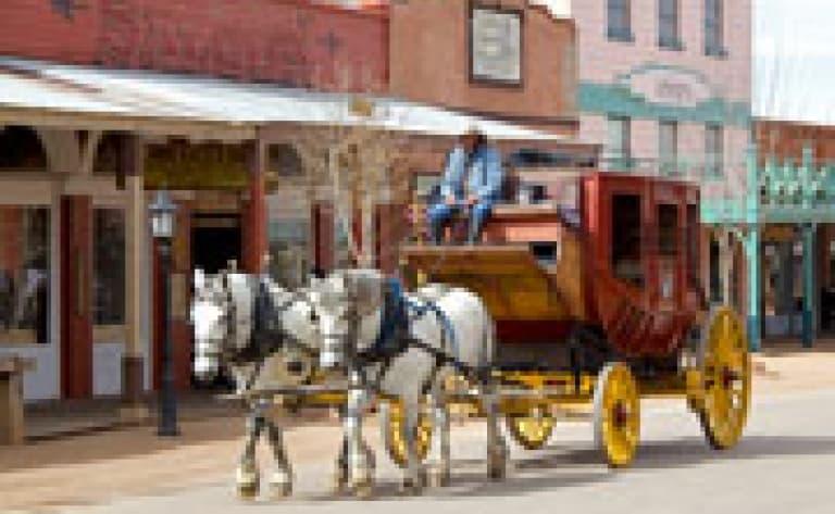 Excursion à Tombstone