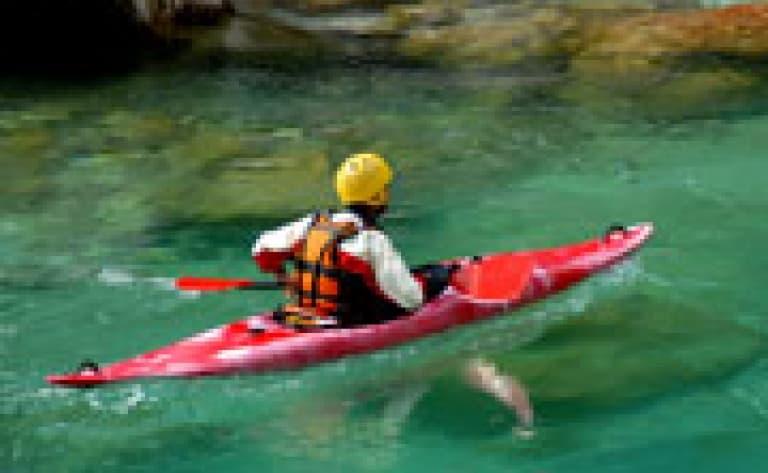 Faire du Kayak sur le Lake Powell