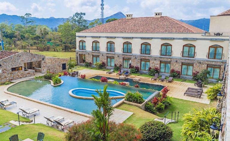 Hotel El Valle d'Anton