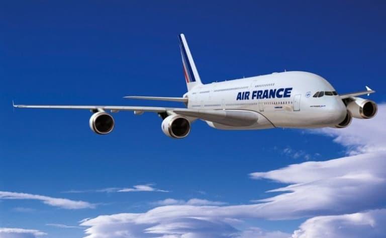 Départ de France en direction de la Corée