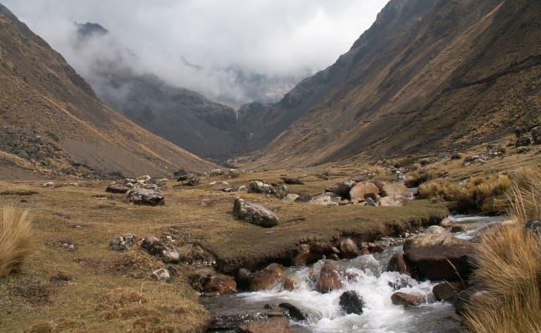 Petite Village de Yanacachi