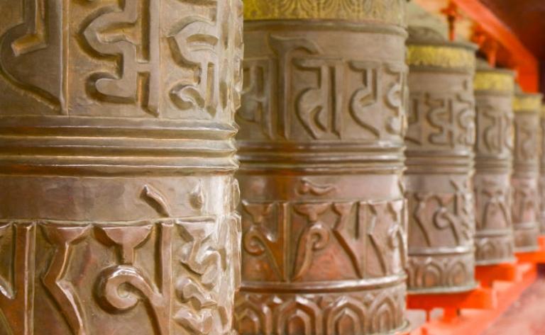 Bouddha, voyage aux origines