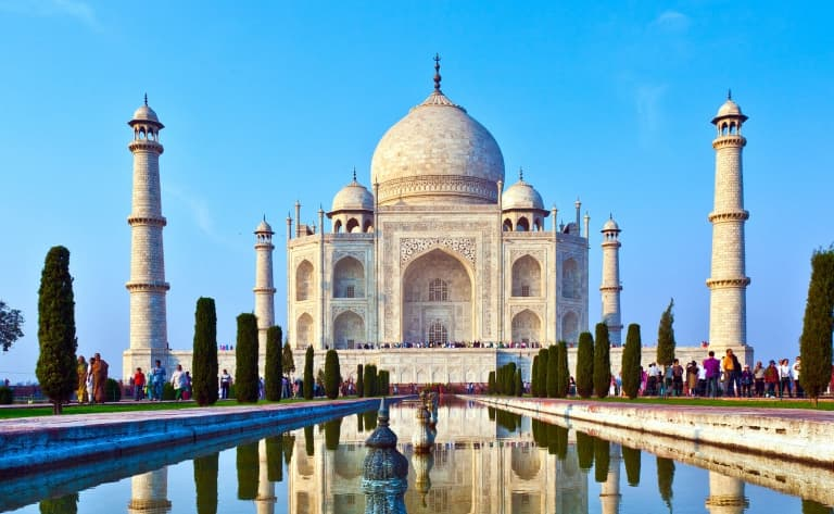 Taj Mahal, légende de l'Inde