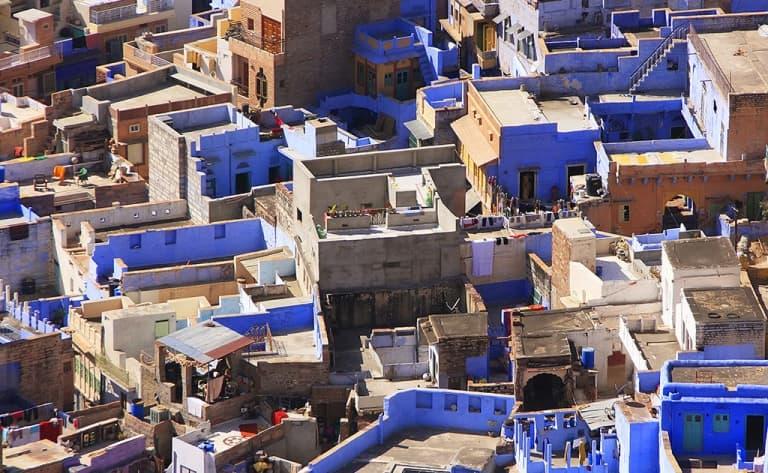Profondément Rajasthan