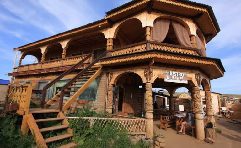 Hotel Ile d'Olkhon