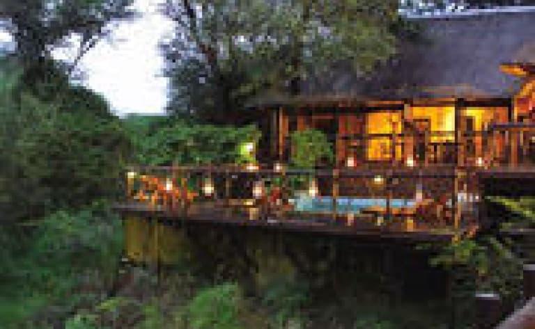 Hotel Madikwe Game Reserve