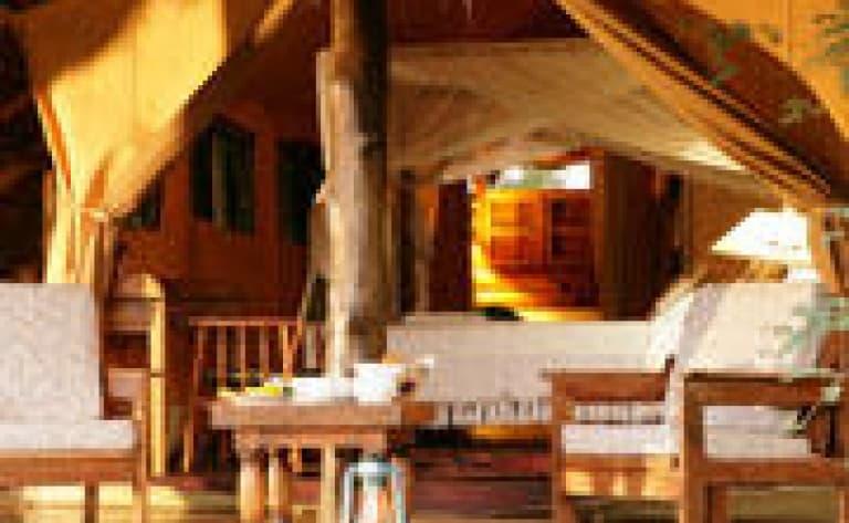Hotel Toro Game Reserve