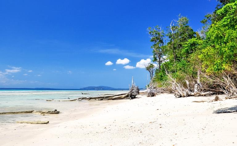 Havelock, la perle des Andaman