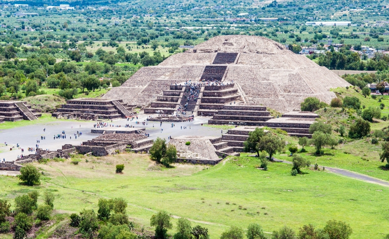 Bienvenue au Mexique