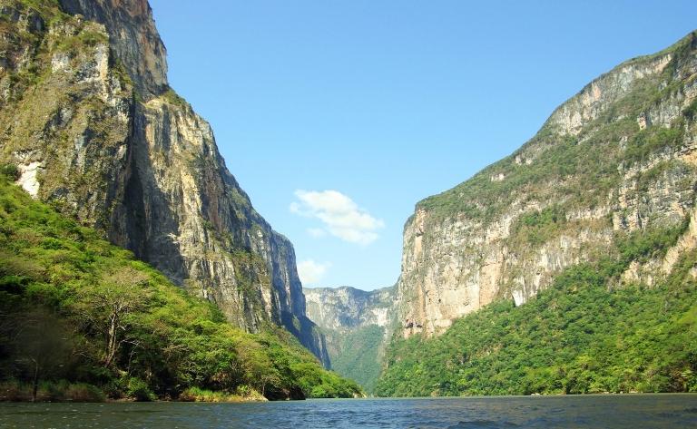 Le Canyon du Sumidero