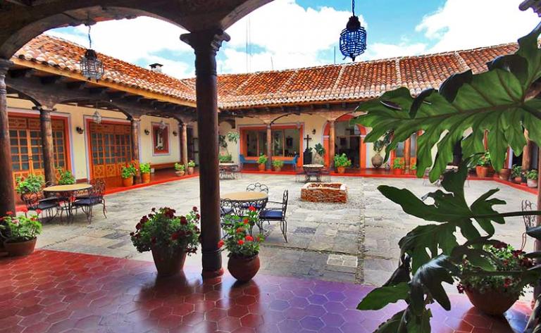 Hotel San cristobal las Casas