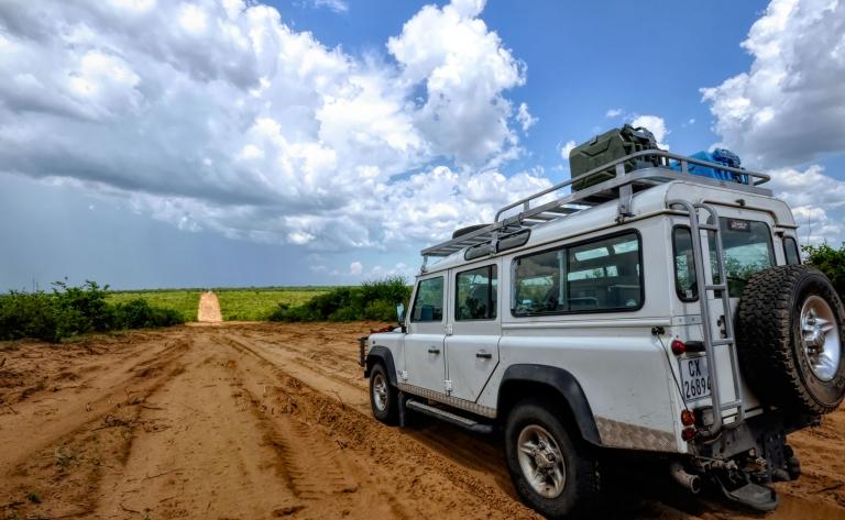 Safari botswana Chobe en 4x4 et en bateau !