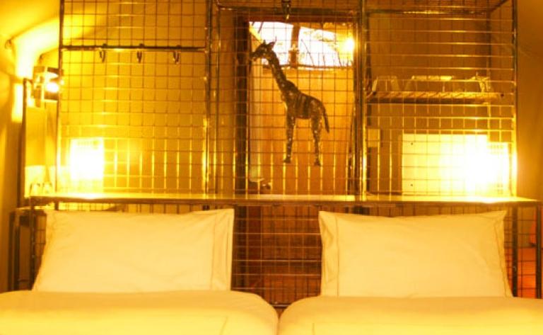 Hotel Etosha