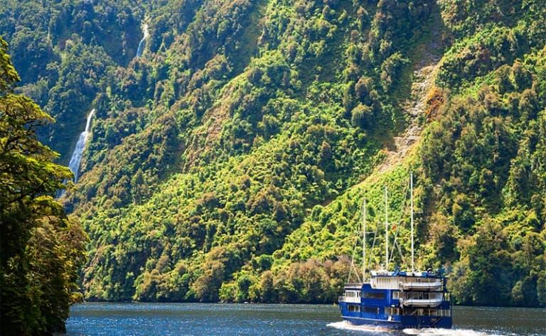 Un fjord au bout du monde