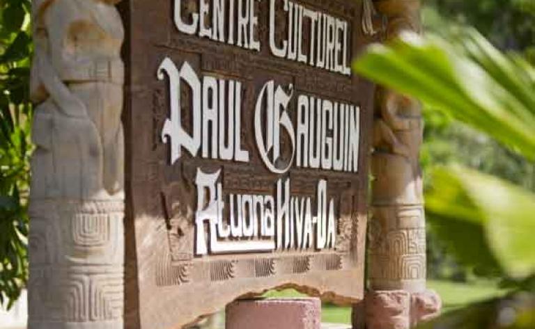 Visite du village Atuona, Centre Gauguin & Espace Brel - 1H30