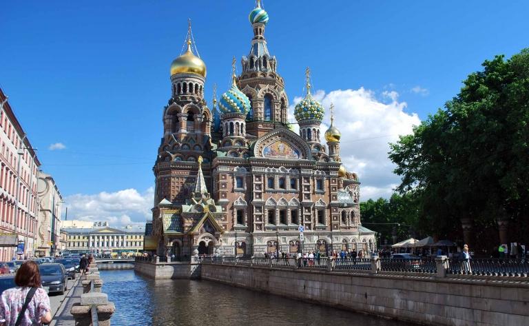 Découvertes dans la cité des tsars